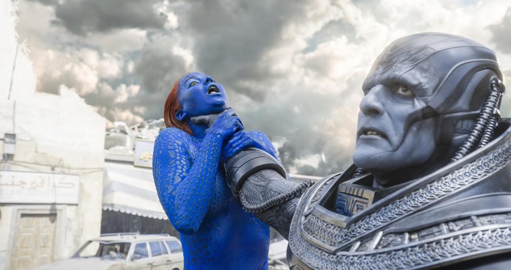 X-Men Apocalypse Cover